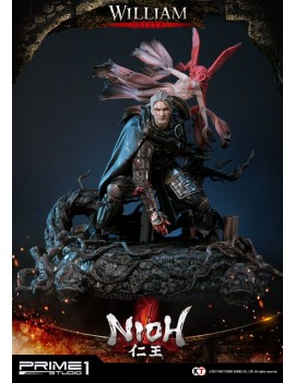 Nioh statuette 1/4 William Deluxe Ver Prime 1