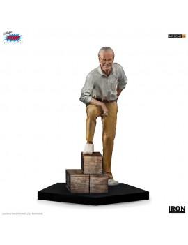 Marvel Figurine 1/10 Art Scale Stan Lee Iron Studios
