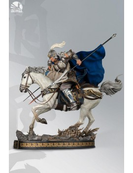 Three Kingdoms Five Tiger Generals Series statuette Zhao Yun Ver2.0 Deluxe Edition