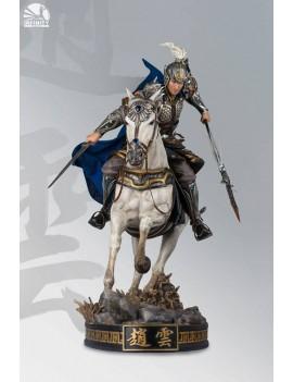 Three Kingdoms: Five Tiger Generals Series statuette Zhao Yun Ver2.0 Elite Edition