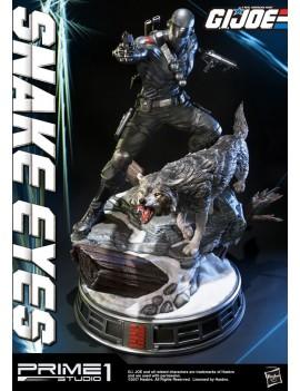 G.I. Joe statuette Snake...