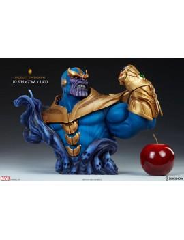 Marvel Comics buste Thanos...
