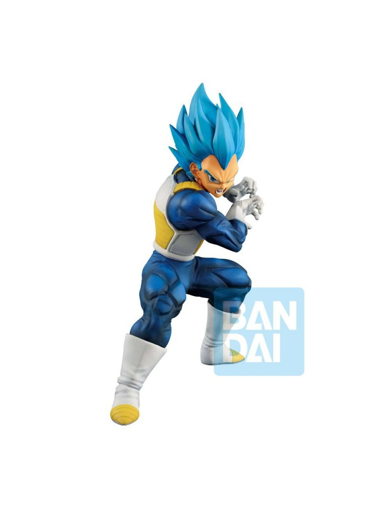 Dragon Ball Super Figurine Ichibansho Super Saiyan God Evolved Vegeta Ultimate Variation