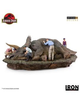 Jurassic Park diorama 1/10...