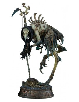 Court of the Dead statuette...