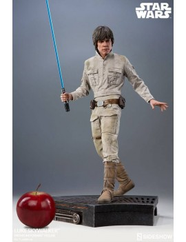 Star Wars Episode V statuette Premium Format Luke Skywalker Sideshow