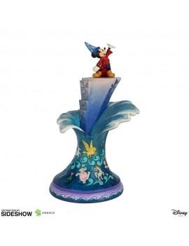 Disney statuette Sorcerer...