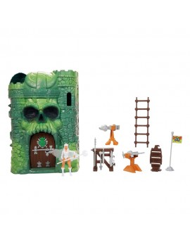 Masters of the Universe Origins 2021 Castle Grayskull (Le Château des Ombres)
