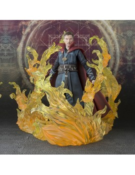 DOCTEUR STRANGE  BURNING FLAME