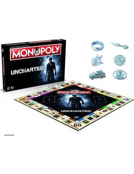 monopoly uncharted français