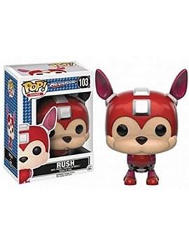 MegaMan POP! Figurine Rush