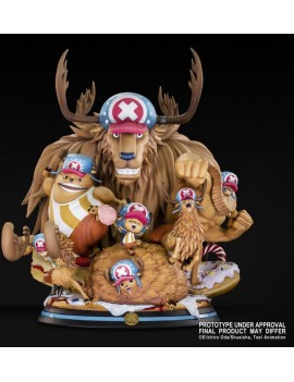 Tony Tony Chopper HQS Tsume