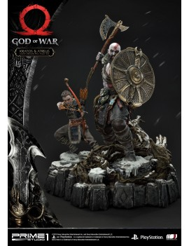God of War Statuette Kratos...