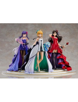 Fate/Stay Night statuettes...