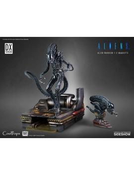 Alien statuette 1/3 Alien Warrior Deluxe CoolProps
