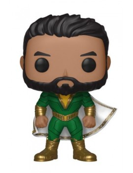 SHAZAM FIGURINE POP PEDRO