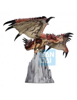 Monster Hunter statuette...