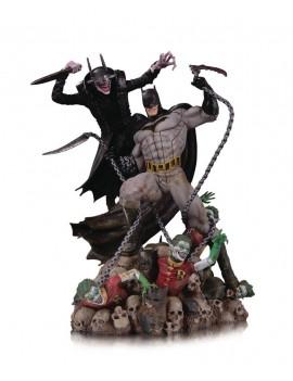 DC Comics statuette Battle...