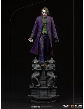 The Dark Knight statuette...