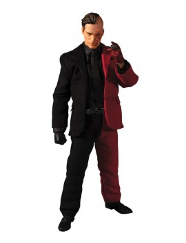 DC Comics figurine 1/12 Two-Face Mezco