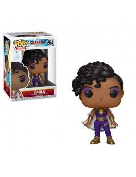 SHAZAM FIGURINE POP DARLA