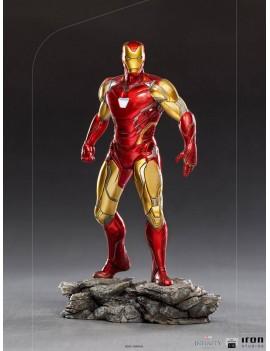 The Infinity Saga statuette...