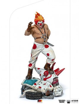 Twisted Metal statuette...