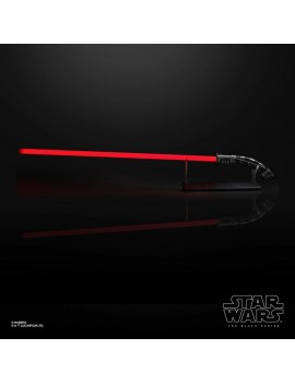 Star Wars The Clone Wars Black Series réplique 1/1 sabre laser Force FX Asajj Ventress