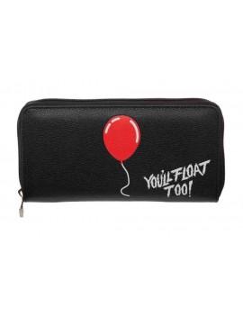 « Il » est revenu porte-monnaie You'll float too