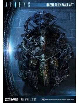 Aliens plaque murale 3D...