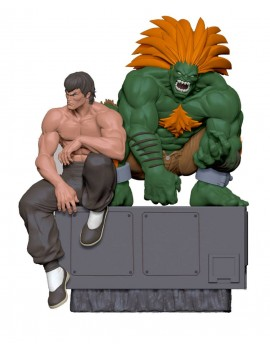 Street Fighter Figurine 1/8...