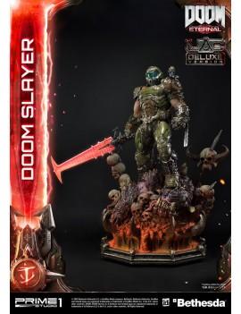 Doom Eternal statuette Doom...
