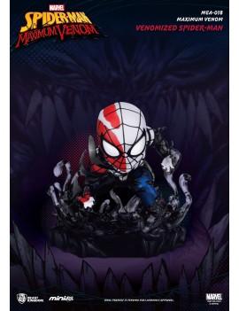 Marvel Maximum Venom Collection figurine Mini Egg Attack Venomized Spider-Man