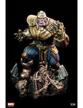 Marvel Statuette 1/4 Thanos...