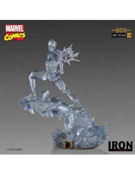 Marvel Comics statuette 1/10 BDS Art Scale Iceman Iron Studios