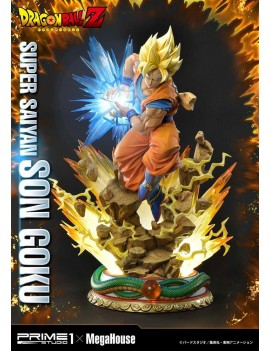 Dragon Ball Z statuette 1/4...