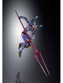 Neon Genesis Evangelion figurine Diecast Metal Build EVA-01 Test Type EVA 2020 Ver