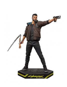 Cyberpunk 2077 Figurine Male V