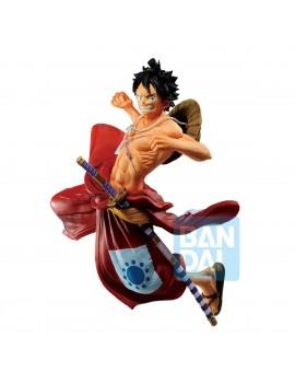 One Piece Figurine Ichibansho Luffytaro (Full Force).