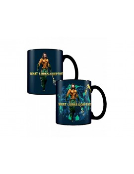 Aquaman Mug Thermo Actif...