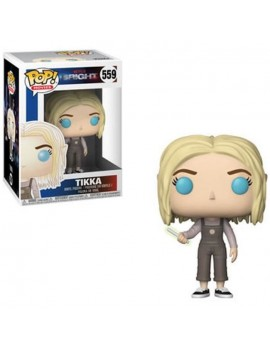 Bright Figurine Pop  Tikka