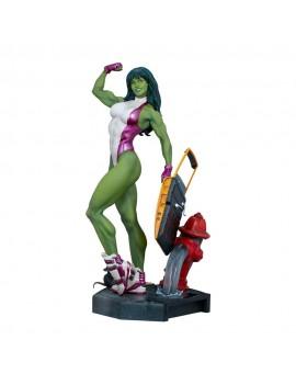 Marvel Comics statuette Adi...