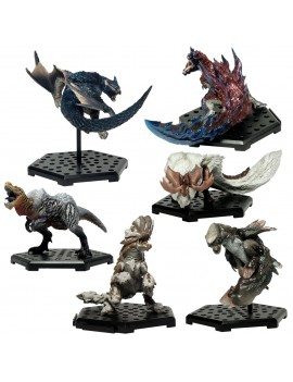 Monster Hunter assortiment...