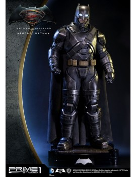Batman v Superman Dawn of Justice statuette 1/2 Armored Batman Prime 1