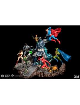 DC Comics Diorama JLA Vs...