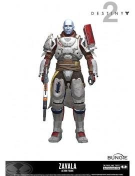 Destiny 2 figurine Zavala