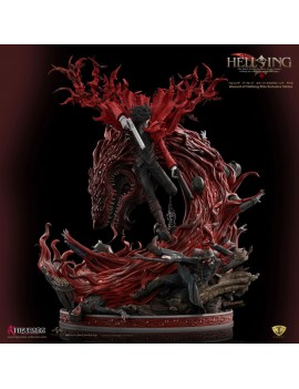 Hellsing Ultimate statuette...