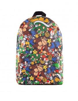 Nintendo sac à dos Super...
