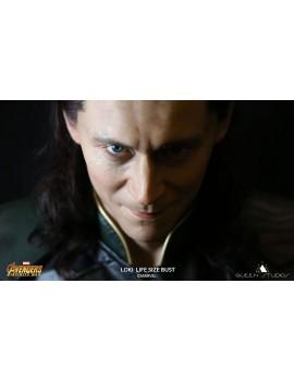 Marvel Buste Loki Life Size...