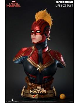 Marvel Buste Captain Marvel...